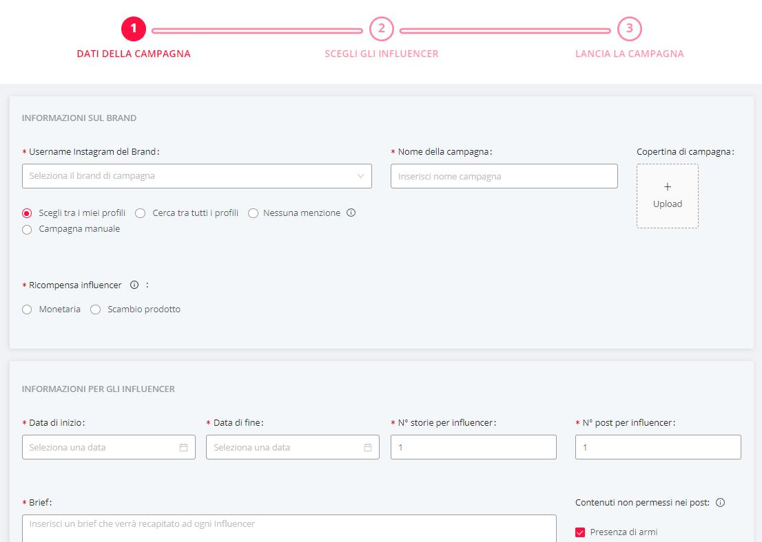 Virality Software Slider