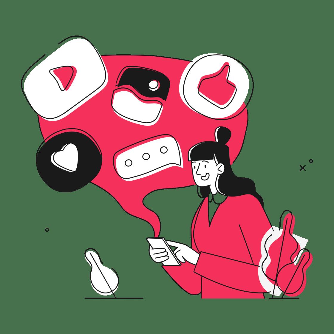 Virality workflow: Influencer management